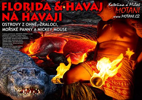 FLORIDA & HAVAJ NA HAVAJI – cestovatelská beseda